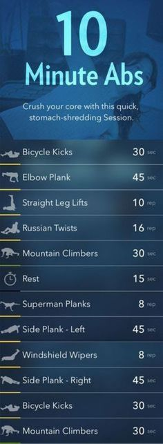 Last minute bikiniprogram: Gyakorlatok a csinos lábakért