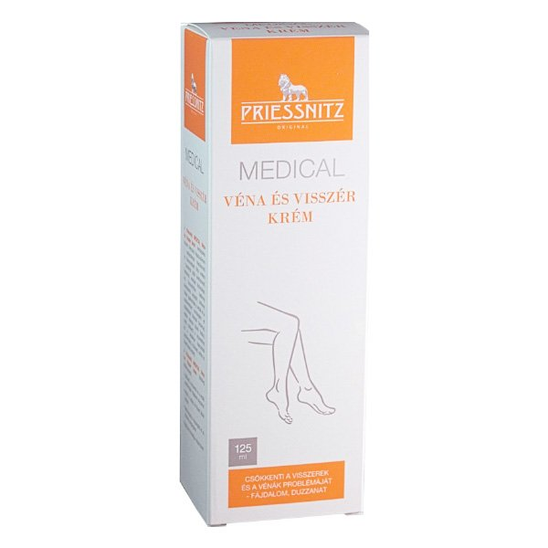Priessnitz Medical véna és visszér krém – ml