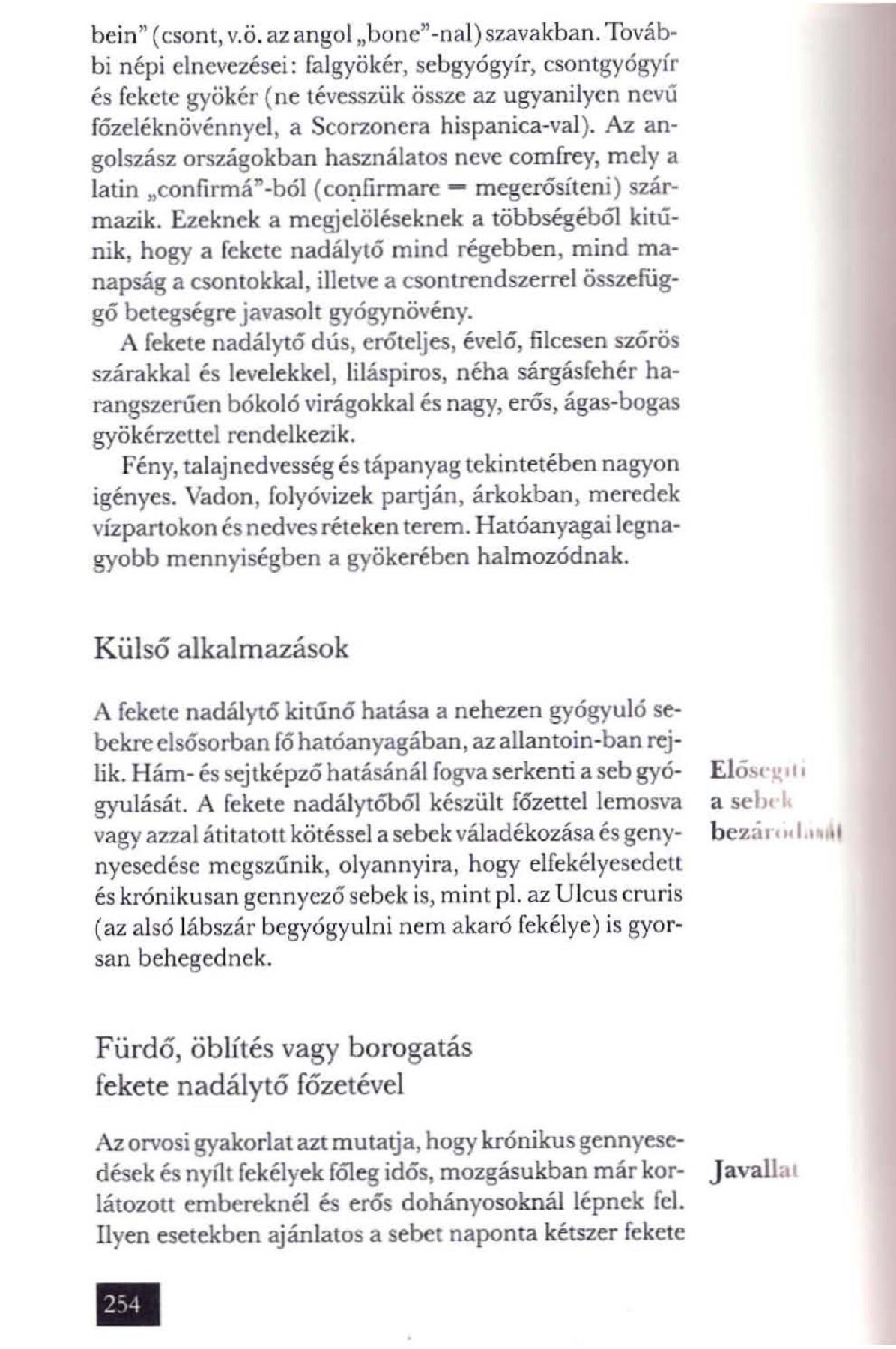 visszér kezelése Hel készítményekkel)