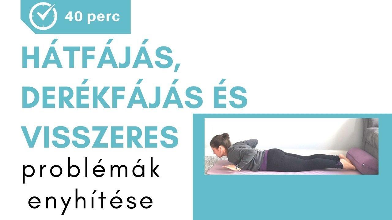 erősítő edzés program visszér)