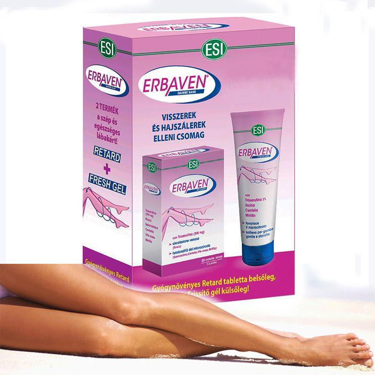 a visszér és a láb ödéma elleni gyógyszer