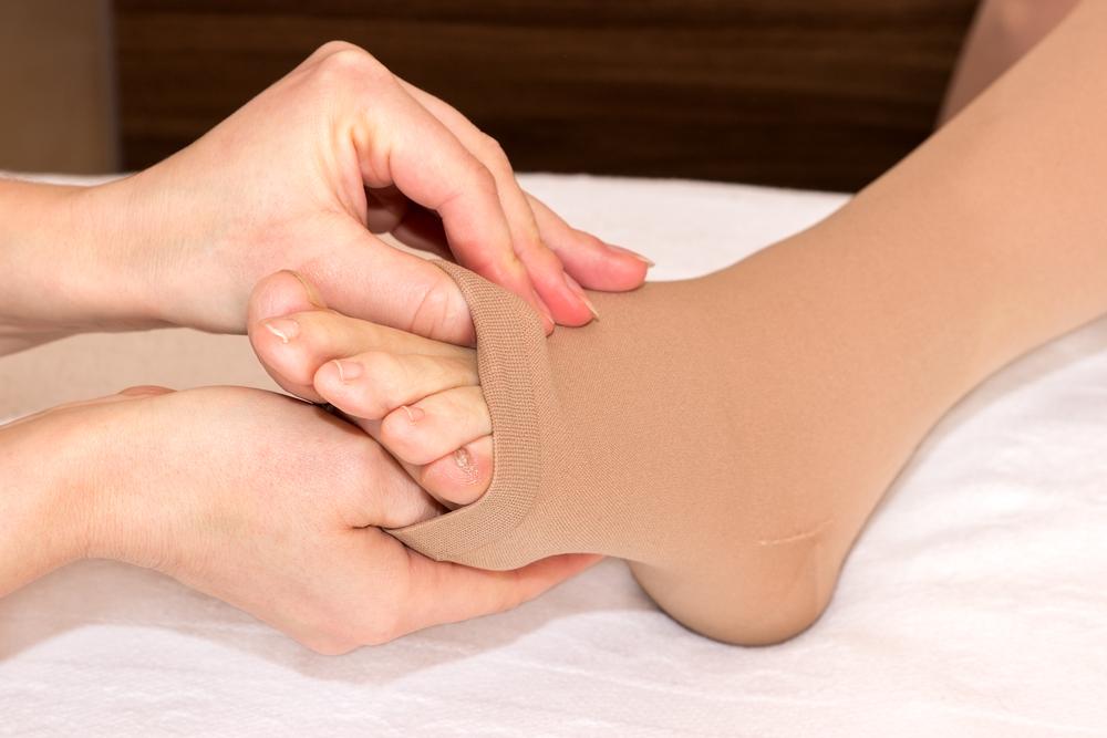 Kompressziós zokni sportoláshoz | Anya, nő, sport.