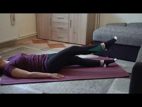 Otthoni edzés a vénáid egészségéért