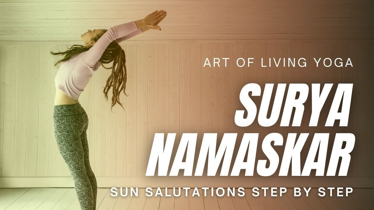 Surya Namaskar avagy a Nap köszöntése 2. rész - DownDog Jógastúdió