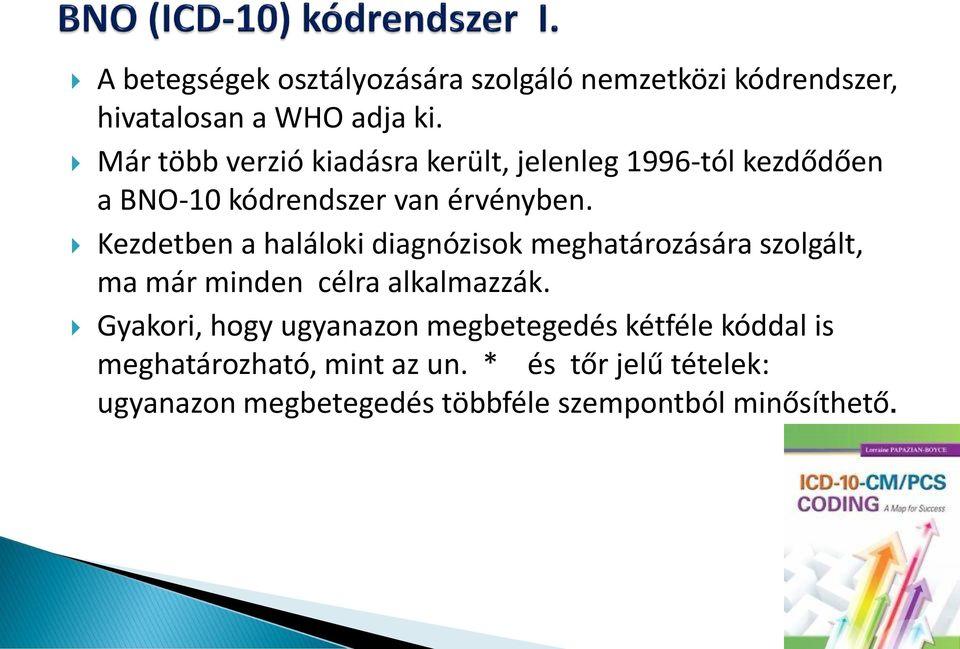 A visszérbetegségek ICD 10 kódjai