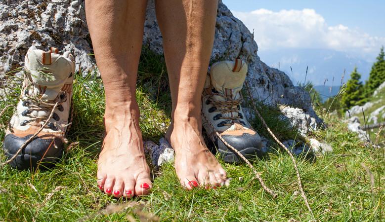 párolt lábak visszérrel