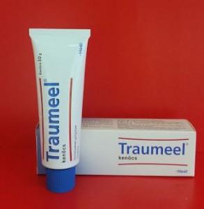 Hogyan kell alkalmazni a Traumeel kenőcsöt aranyérre - a gyógyszer áttekintése