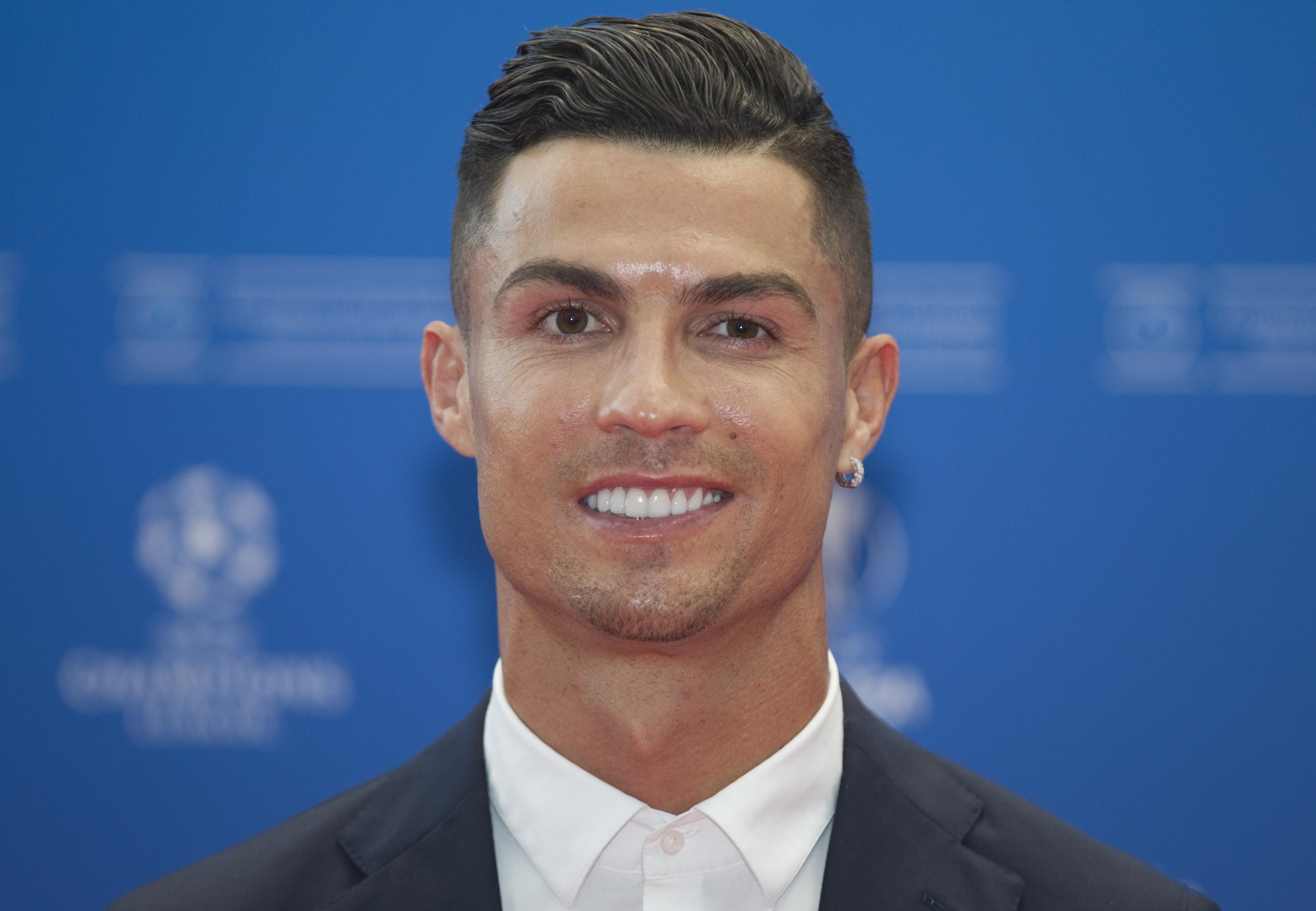 Ronaldo visszeres