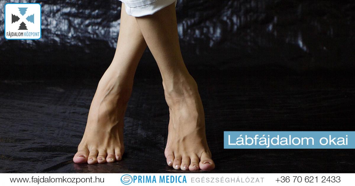 milyen fájdalmak vannak a lábban visszérrel)