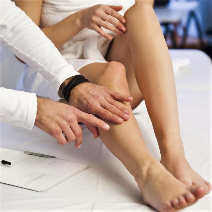 visszerek kezelése a lábakon szkleroterápia