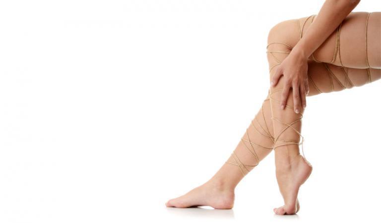 a bal láb visszér