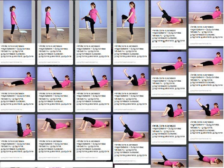 fizikai gyakorlat visszérrel visszér, megszabadulok a saját testemtől