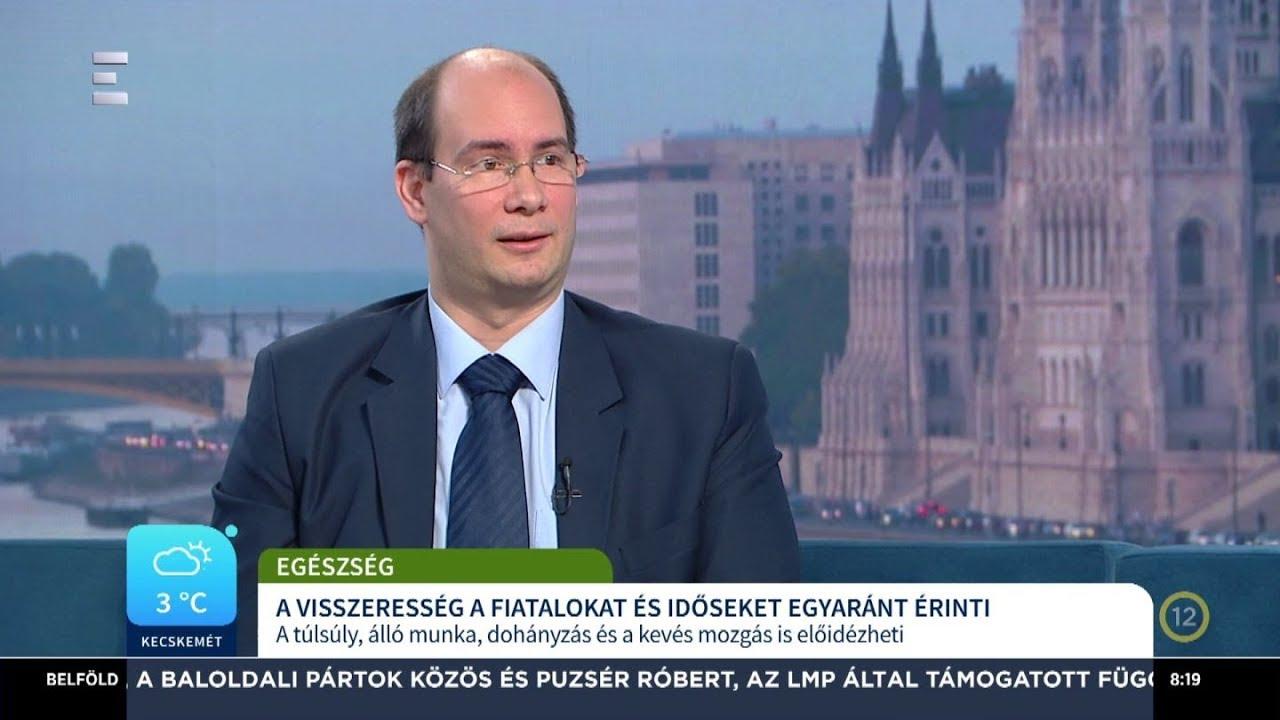 Megműtötték Péter Szabó Szilviát - Blikk