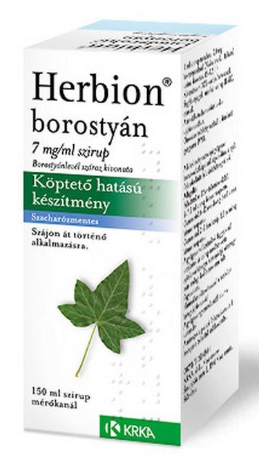 herbion visszér)