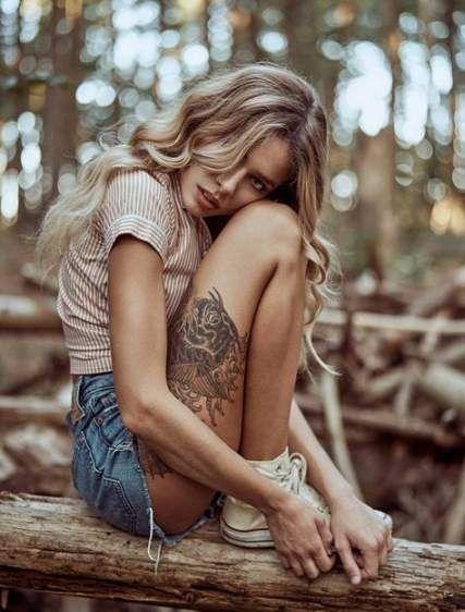 Modell vagyok, visszértágulatom van)
