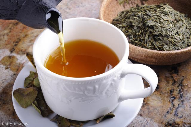 a zöld tea jó a visszér ellen)