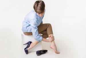 a lábamon lévő visszér egyedül ment el