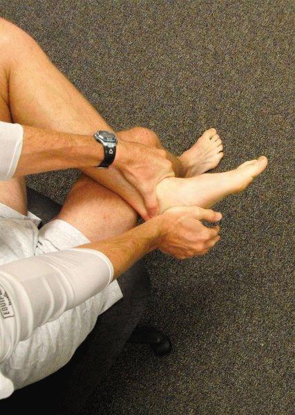 fotó a lábak varikózisának kezdeti szakaszáról
