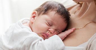 visszérveszély a szülés során)