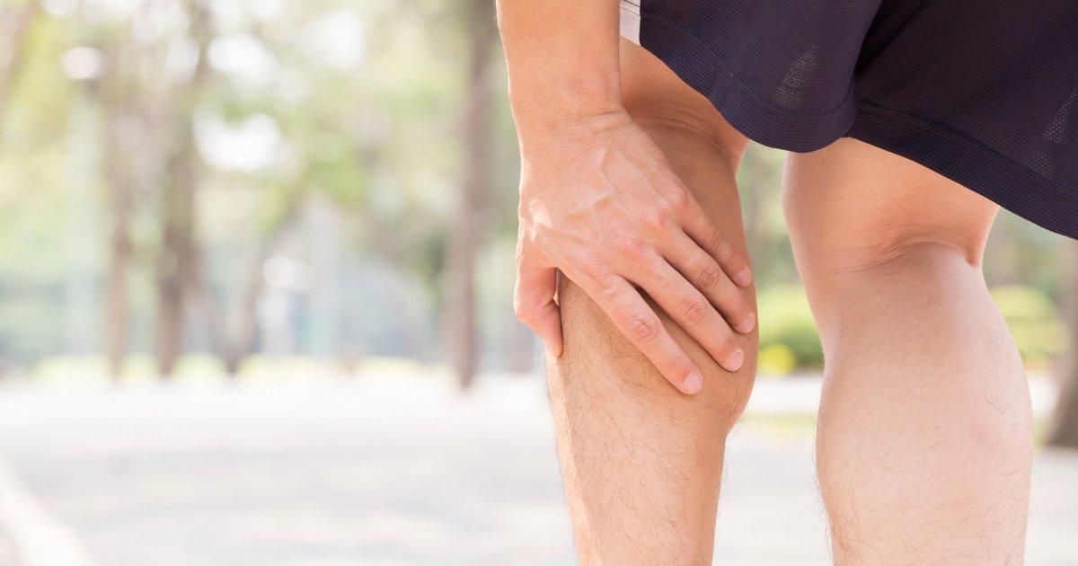 a térd alatti fájdalom visszérrel