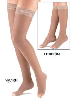 kompressziós harisnya retikuláris varikózis esetén)