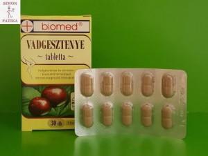 tabletták a visszér megelőzésére